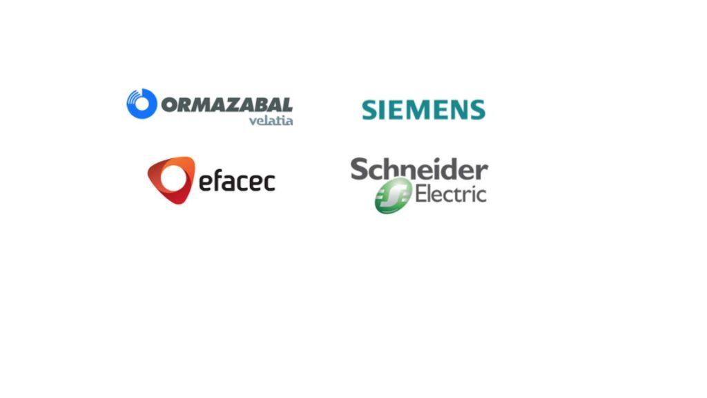 Ormazabal, Siemens, Efacec, Schneider Electric